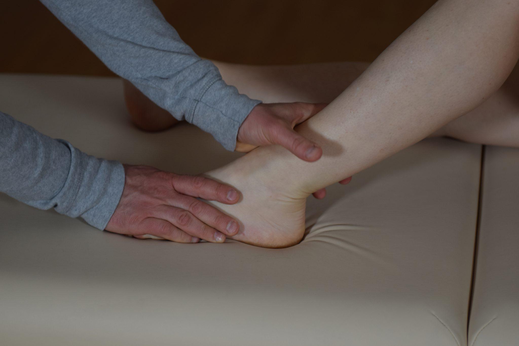 kursus fod og underben manuel behandling