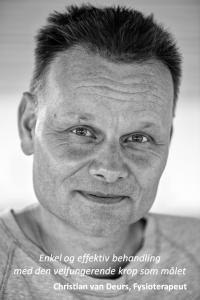 Christian van Deurs fysioterapi statement